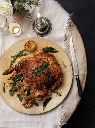 Ultimate roast chicken