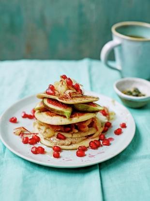 Protein pancake recipe | Jamie magazine recipes