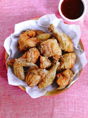 The best Kentucky-style fried chicken