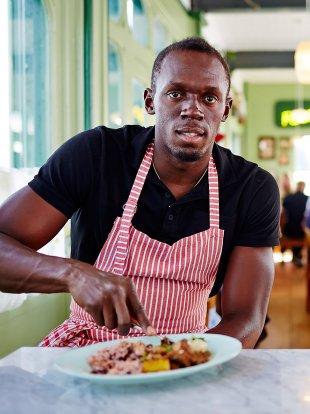 Jamaican-style jerk pork