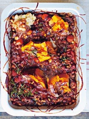 BBQ baked beans | Vegetables recipes