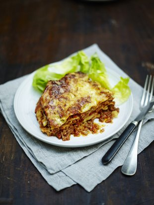 Jamie's classic family lasagne