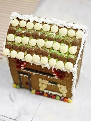 Home sweet home - Gingerbread house