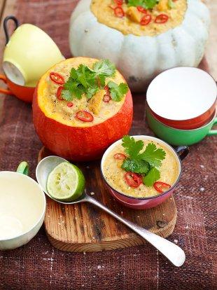 Party squash soup