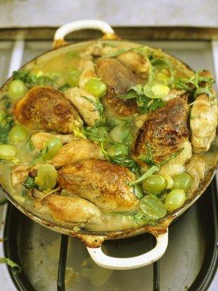 Special chicken stew
