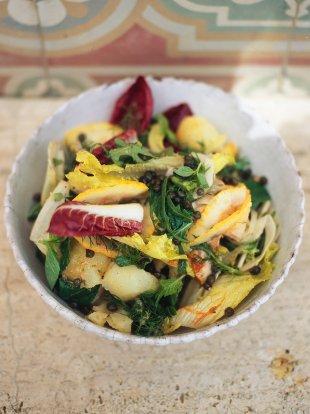 Street salad (Insalata di strada)