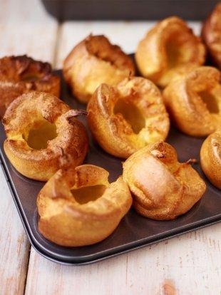 Easy Yorkshire pudding recipe