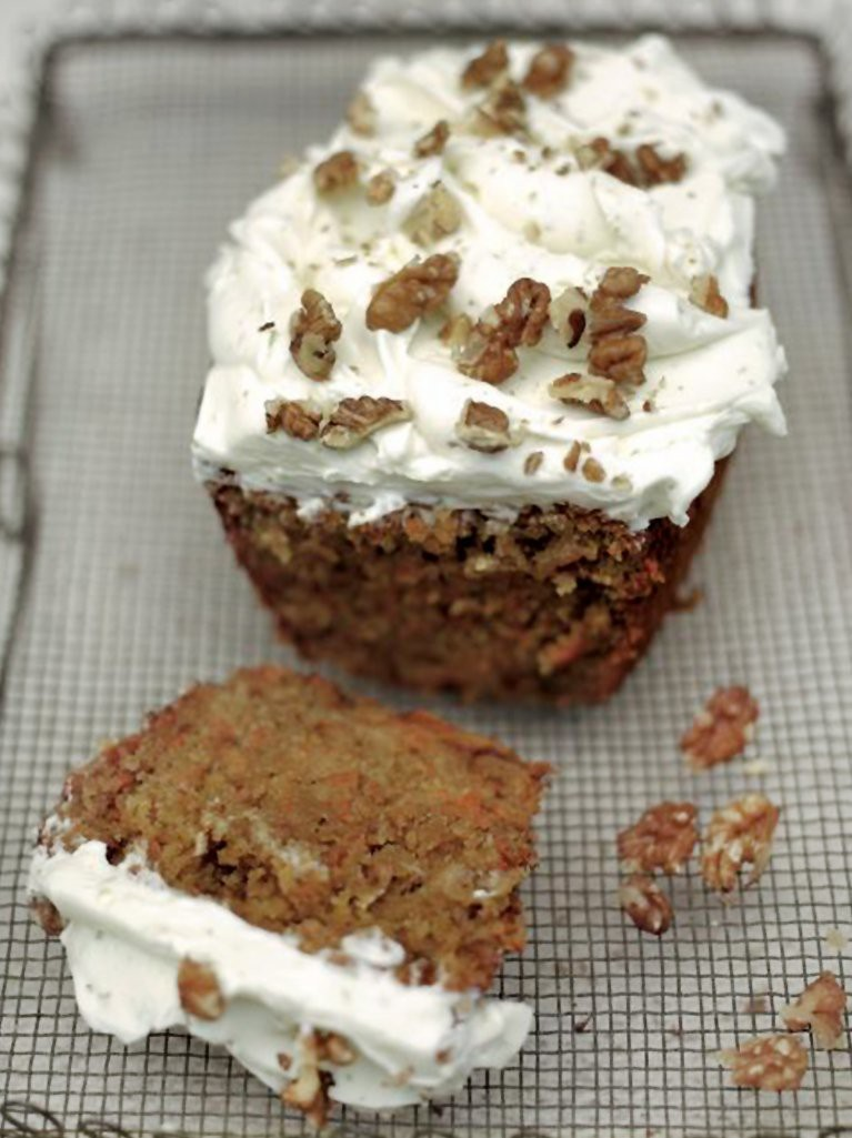 Single Serving Carrot Cake Recipe