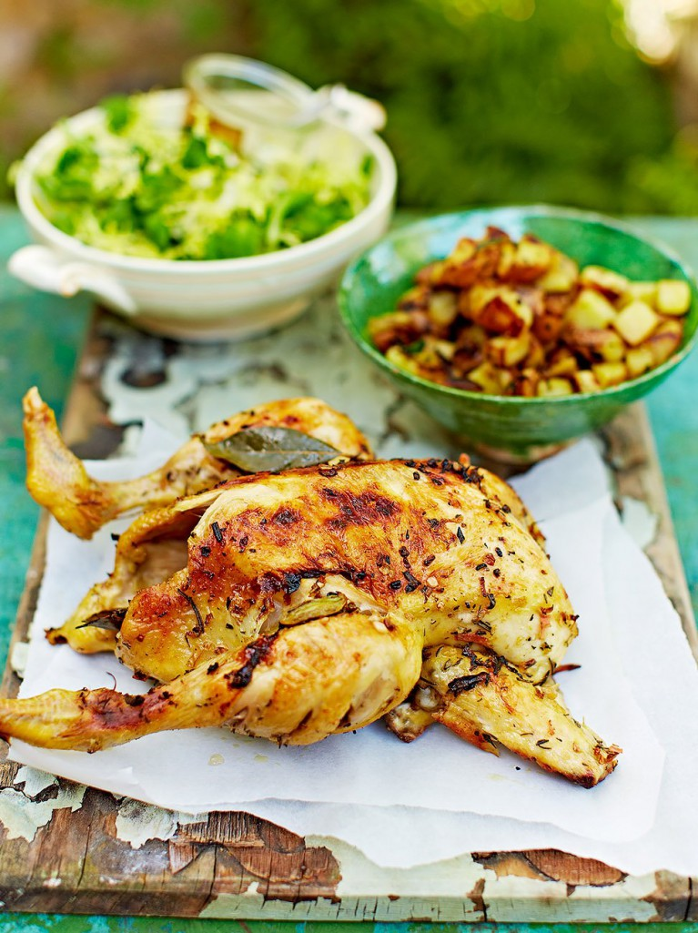 French-style chicken