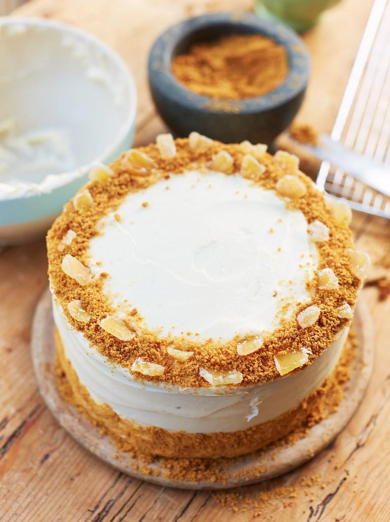 Lemon Sponge Cake Recipe Jamie Oliver