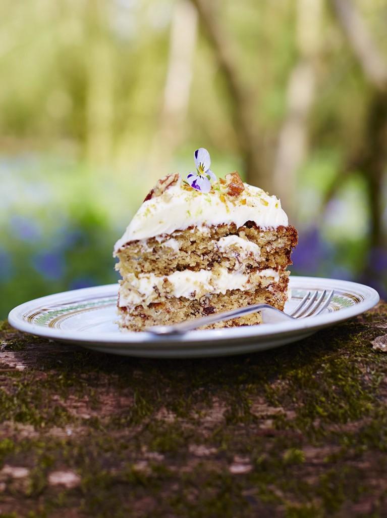 Recipe Hummingbird Cake Jamie Oliver