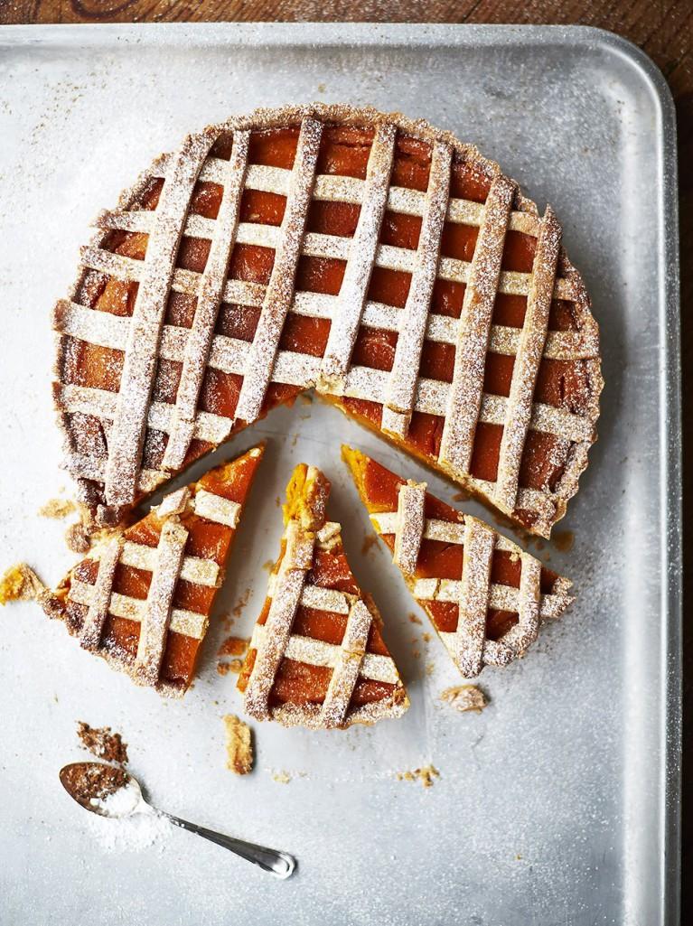 Gluten Free Pumpkin Pie | Christmas Recipes | Jamie Oliver