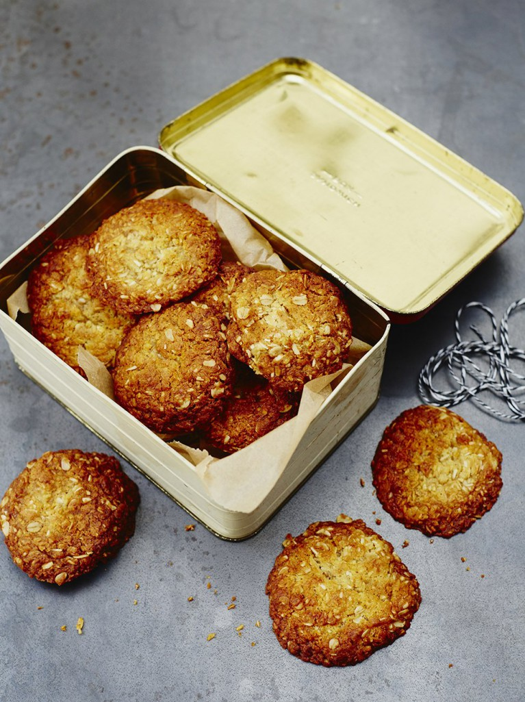 Anzac biscuits | Jamie Oliver