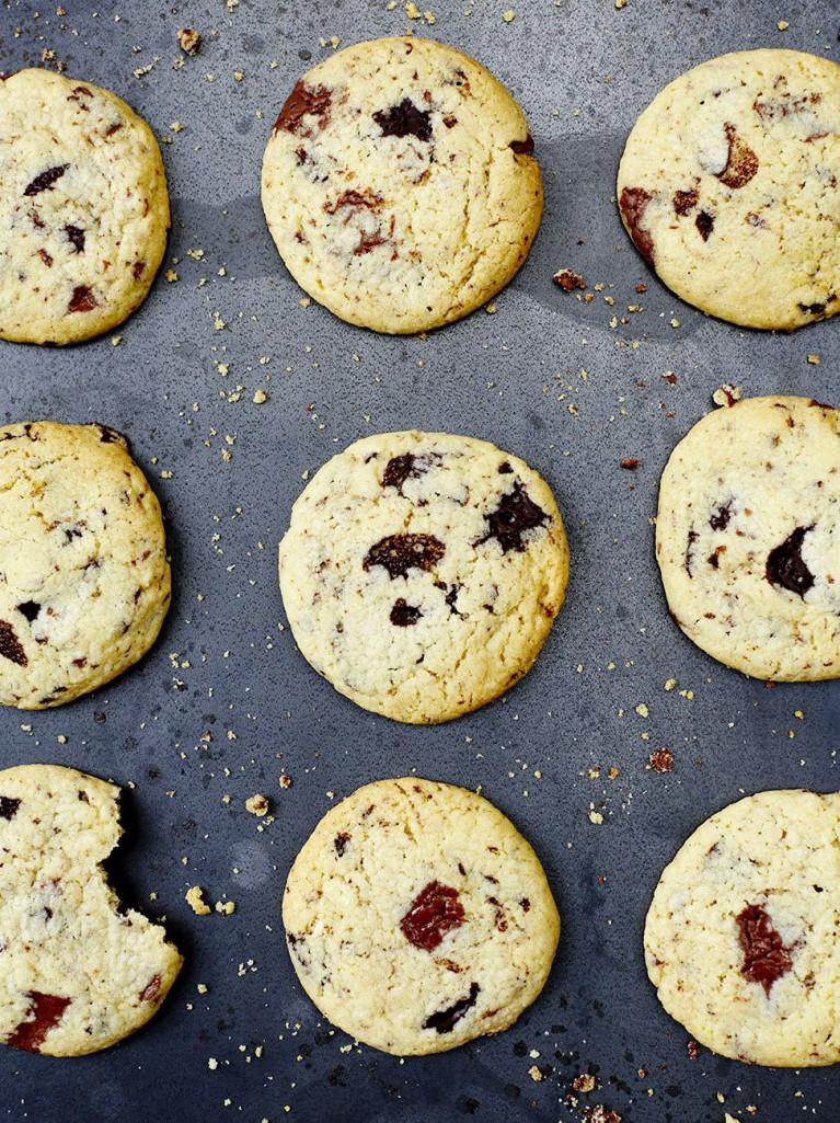 Chocolate Chip Cookie Recipe Jamie Oliver