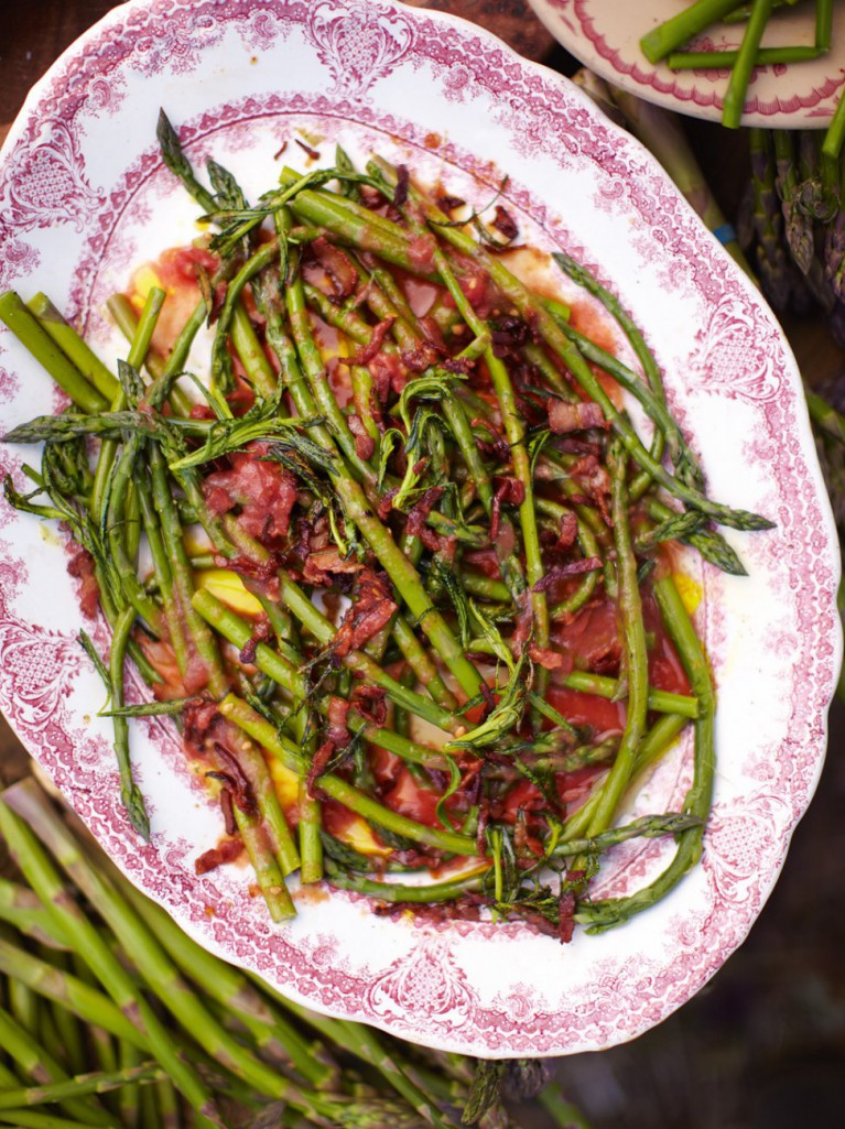 Amazing asparagus four ways