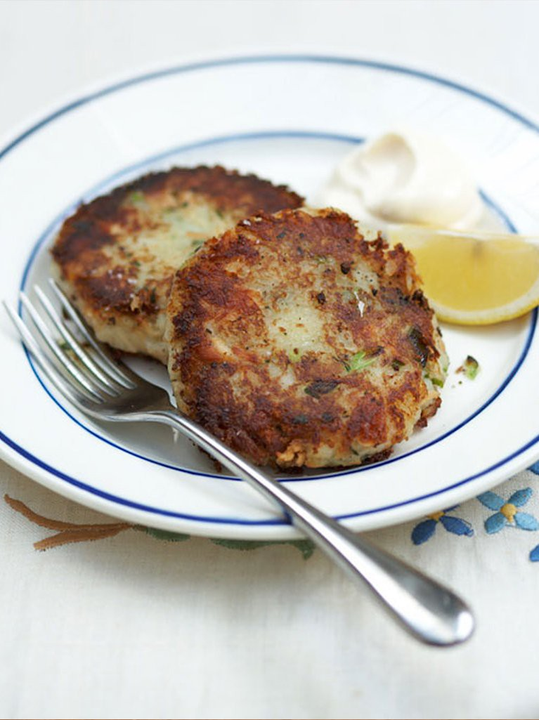 Tuna Fish Cakes By Jamie Oliver