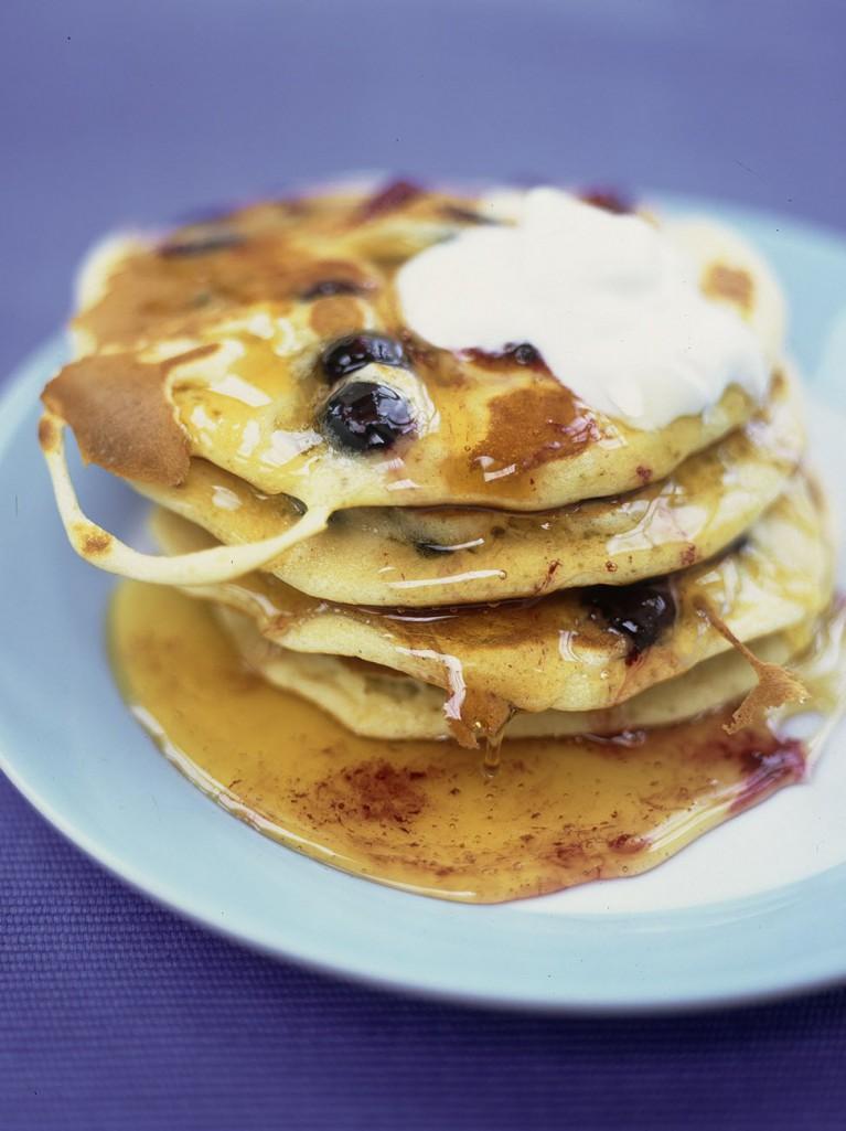 Pancakes USA stylie