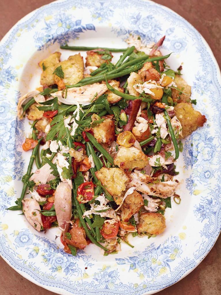 Epic roast chicken salad