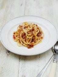 Family spaghetti Bolognese