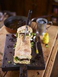 Flying Steak Sandwich