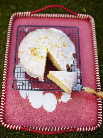 My Nan's St. Clement's cake
