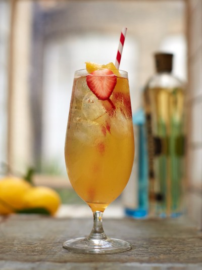 Oliver's twist cocktail