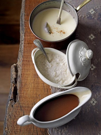 Brilliant gluten-free bread sauce