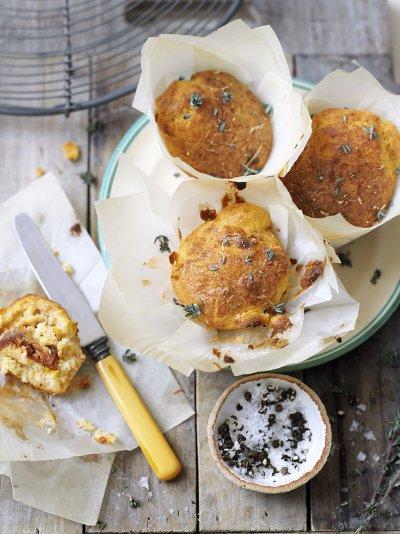 Gluten-free cottage cheese muffins