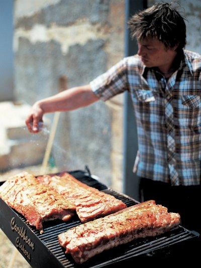 Grilled and roasted pork (Maiale alla griglia e arrosto)