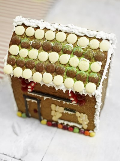 Home sweet home - Gingerbread house