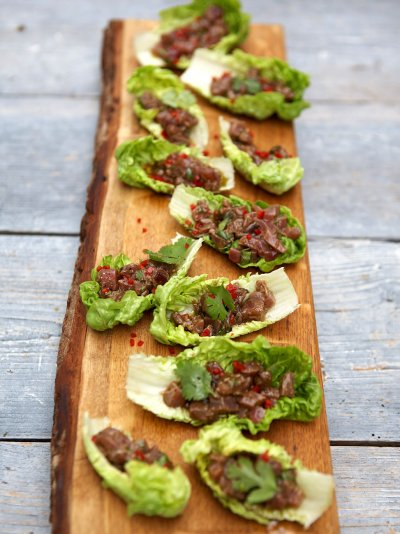 Oliver 39 s twist recipes jamie oliver for Asian canape ideas