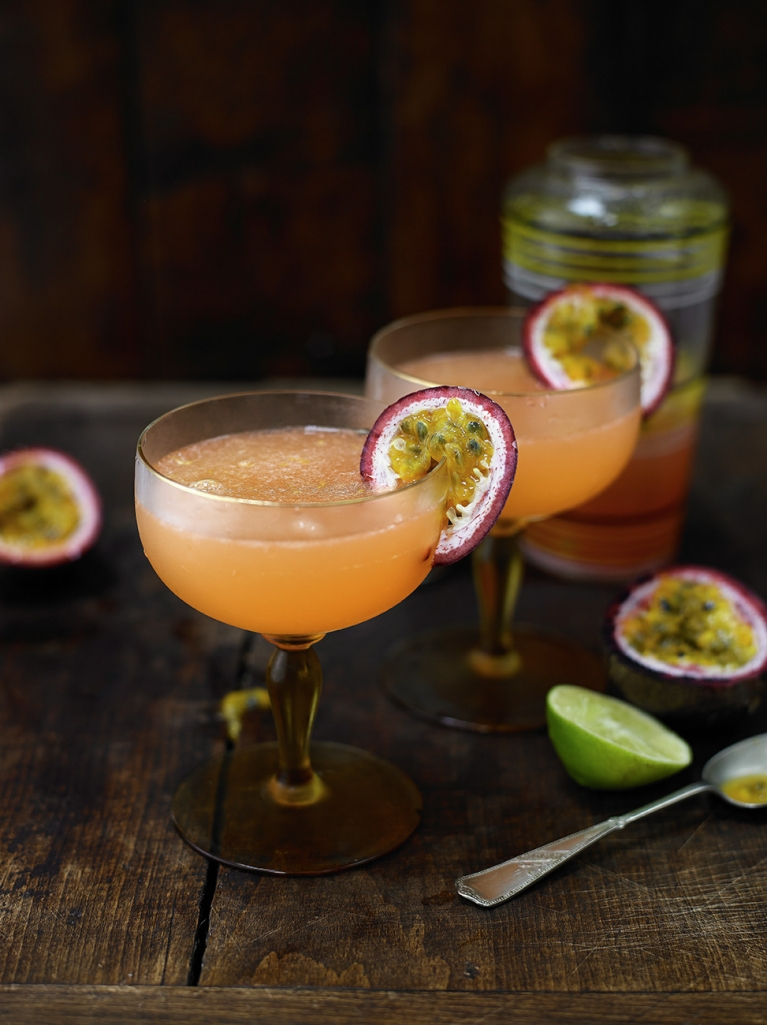 passion fruit dry fruit