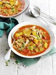 Christmas Mulligatawny soup
