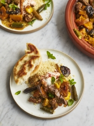 Simon Pegg's lamb tagine