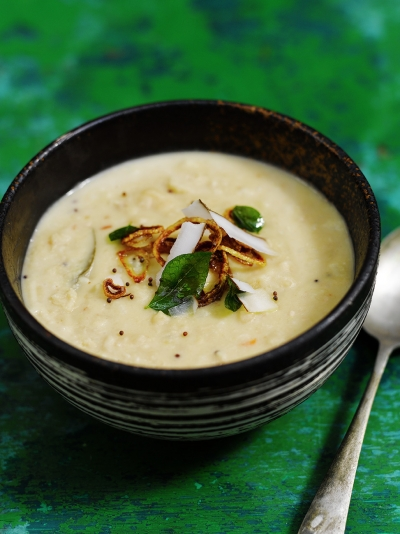 Cauliflower dhal