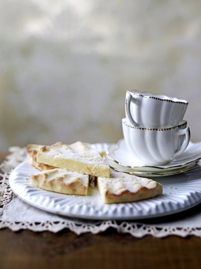 St Clement's shortbread
