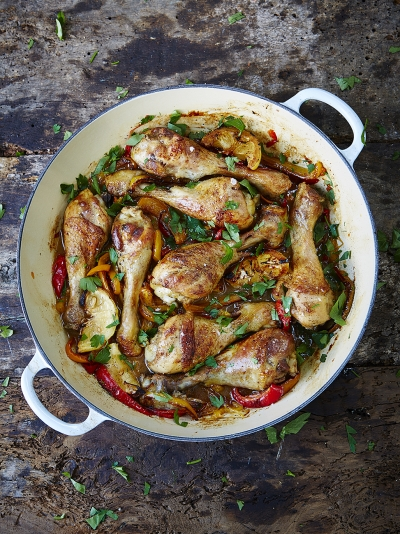Food Allergy Mums' chicken drumsticks